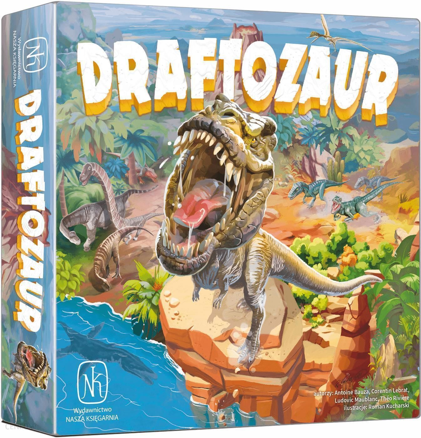 Nasza Księgarnia Draftozaur