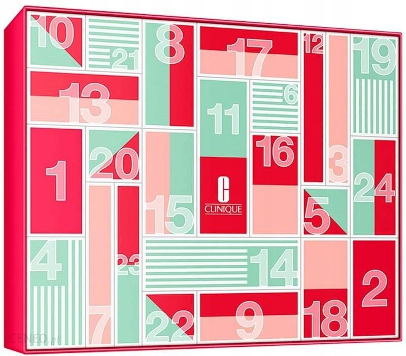Zestaw Dla Kobiety Kalendarz Adwentowy Clinique Zestaw Kosmetykow Opinie I Ceny Na Ceneo Pl