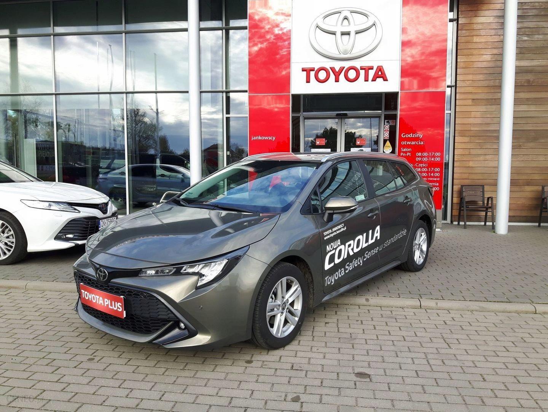 Toyota Corolla 1 2 T Comfort Tech Kombi Opinie I Ceny Na Ceneo Pl