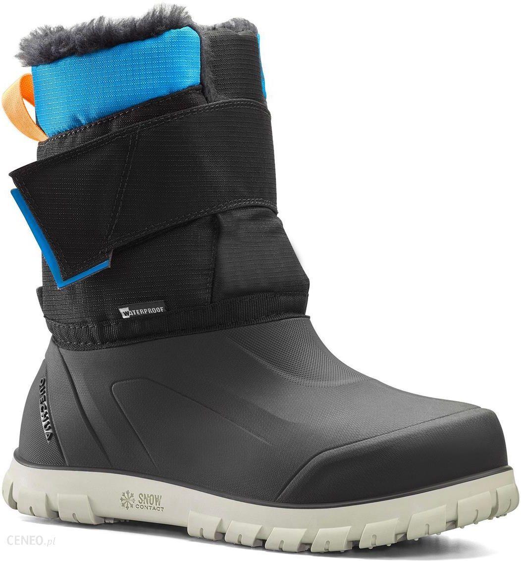 Buty Trekkingowe Quechua Buty Turystyczne Sniegowce Sh500 X Warm Dla Dzieci Turkusowy Ceny I Opinie Ceneo Pl