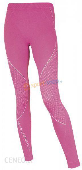 4d253ec1aec7e1 Brubeck Spodnie termoaktywne damskie Vela różowe - Ceny i opinie ...