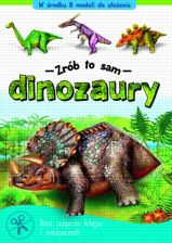 Dinozaury - Zrób to sam