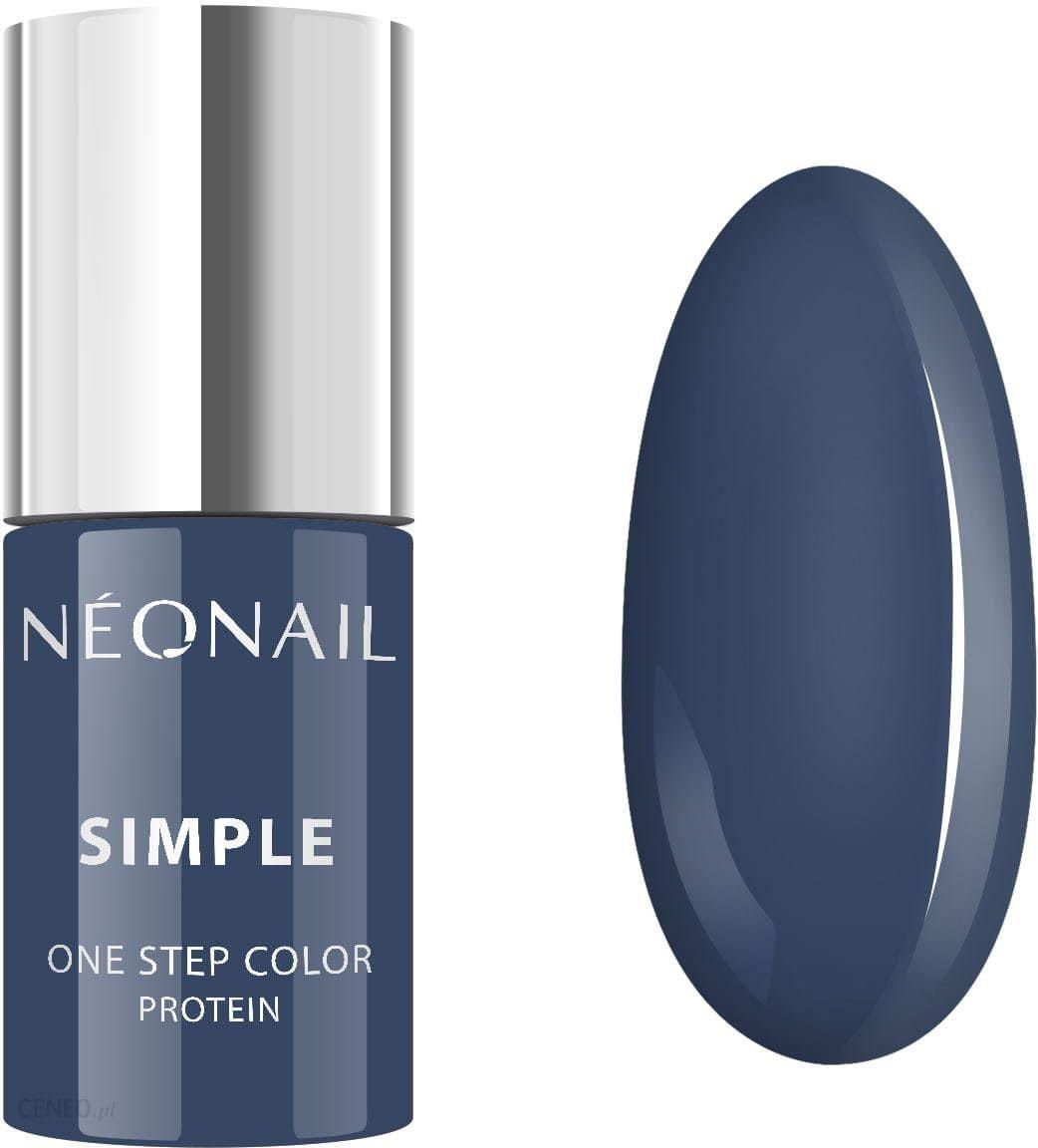 Neonail 3w1 Lakier Hybrydowy Simple Mysterious 7 2g Opinie I Ceny Na Ceneo Pl