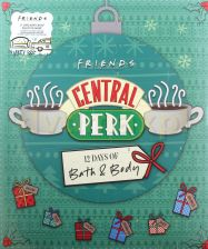 Friends: Central Perk 12 Days Of Bath Advent Calendar