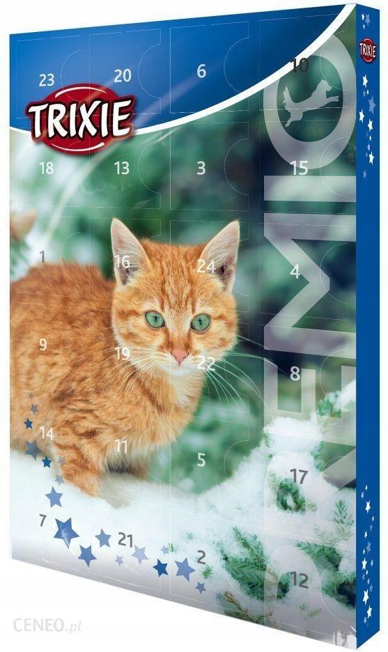 Karma Trixie Premio Kalendarz Adwentowy Dla Kotow Ceny I Opinie Ceneo Pl