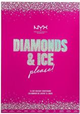 NYX Professional Makeup Xmas Diamonds & Ice Kalendarz adwentowy 2020