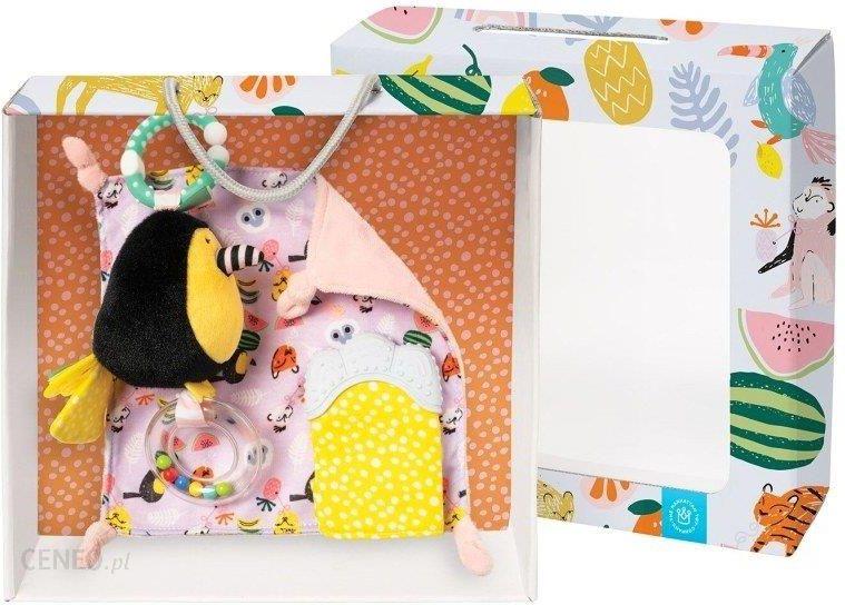 prezent dla noworodka zestaw dla niemowlaka