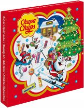 Chupa Chups Kalendarz Adwentowy 168g Ceny I Opinie Ceneo Pl