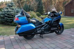2017 Honda GL1800 Goldwing Gold Wing