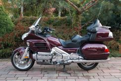 2008 Honda GL1800 Goldwing Gold Wing FV 23% Brutto