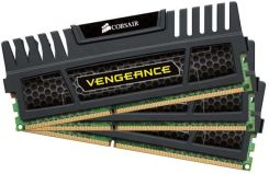 CORSAIR Pamięc PC Vengeance Performance 3 x 4 GB DDR3-1600 - PC3-12800 - CL9 (CMZ12GX3M3A1600C9)