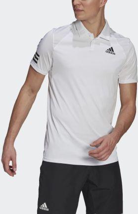 Adidas Tennis Club 3 Stripes Polo Shirt GL5416 - Ceny i opinie T-shirty i koszulki męskie WUAU