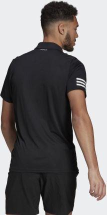 Adidas Tennis Club 3 Stripes Polo Shirt GL5421 - Ceny i opinie T-shirty i koszulki męskie VOHU