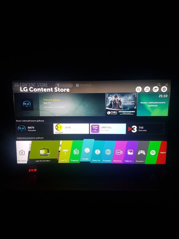 Telewizor LG 55SK8100 4K UHD 55 cali - Opinie i ceny na Ceneo pl