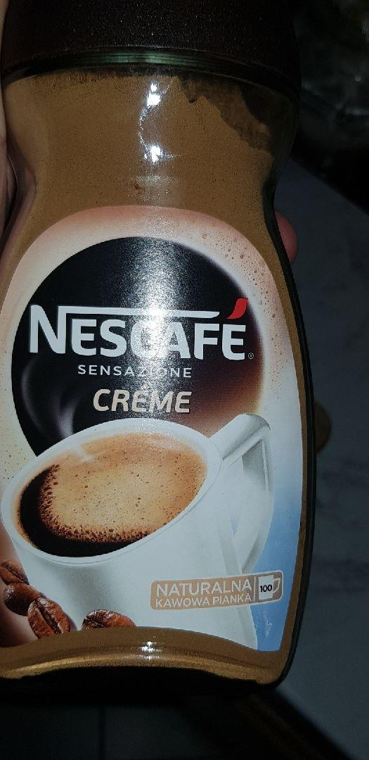 dc0cb532a9f18 Popularne opinie o Nescafe Kawa rozpuszczalna CREME SENSAZIONE 200g