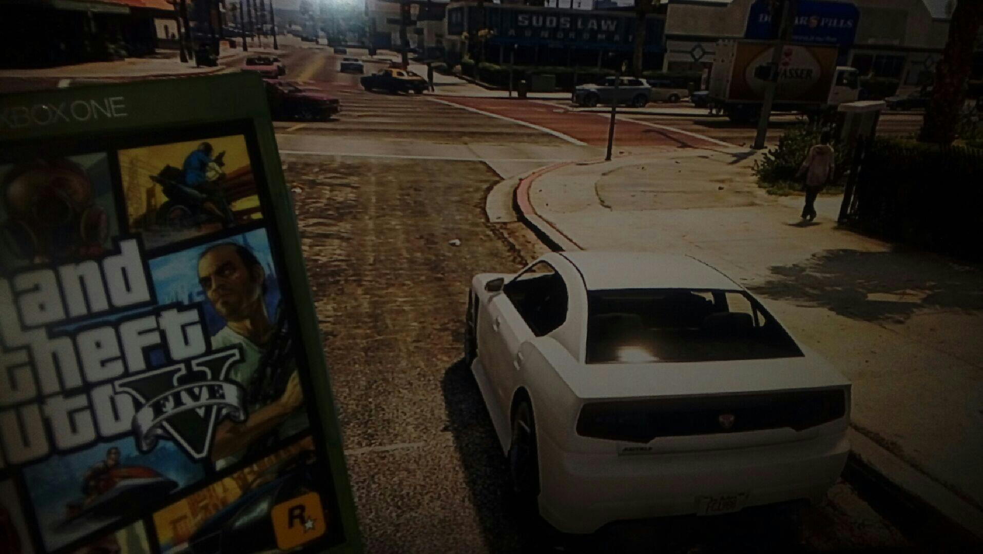Grand Theft Auto V Gra Pc Ceneo Pl