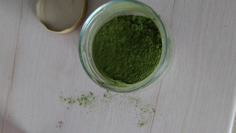 zielony jeczmien ciaza