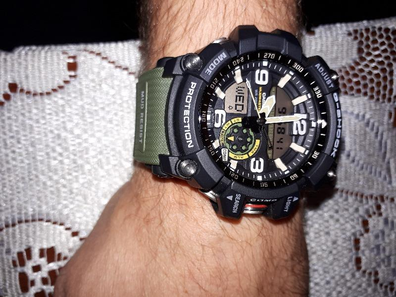 Zegarek CASIO G Shock GG 1000 1A5ER MUDMAN GWARANCJA do 6
