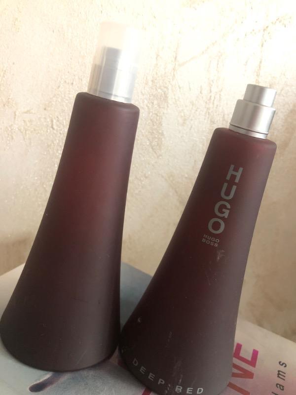 Hugo Boss Deep Red Woman Woda Perfumowana 90ml - Ceneo.pl