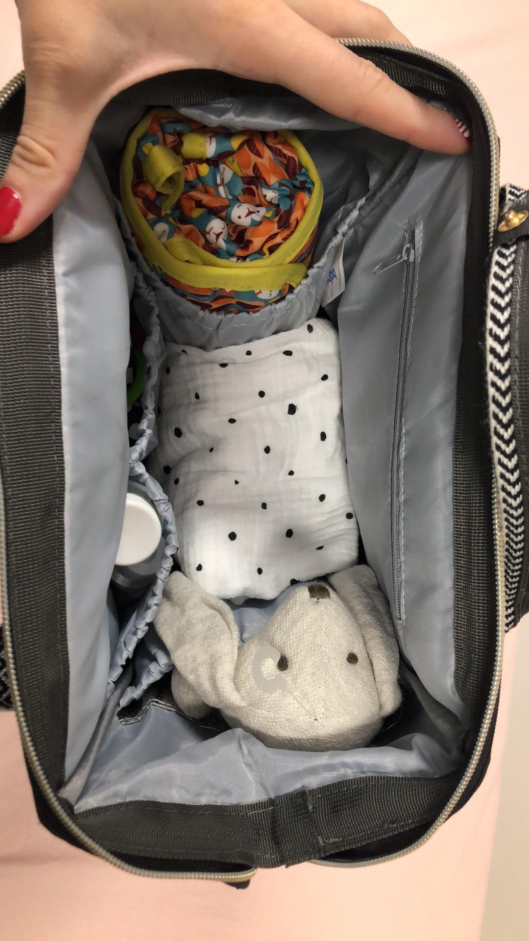 BabyOno Plecak Dla Mamy Torba Do Wózka Oslo Style