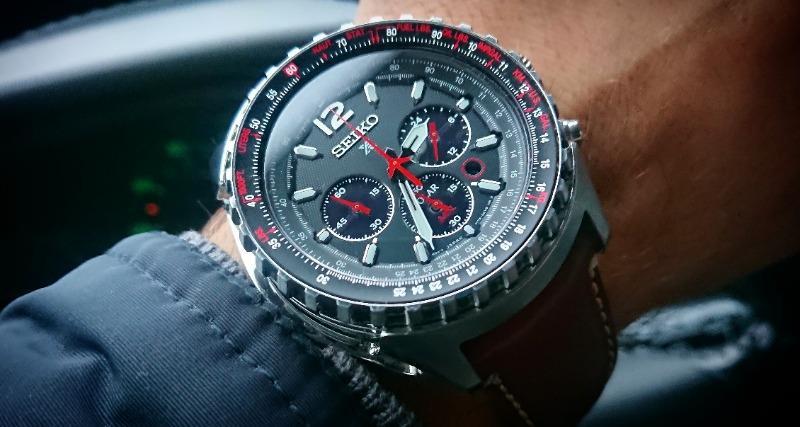 LuxTime.pl zegarek SEIKO SSC261P2