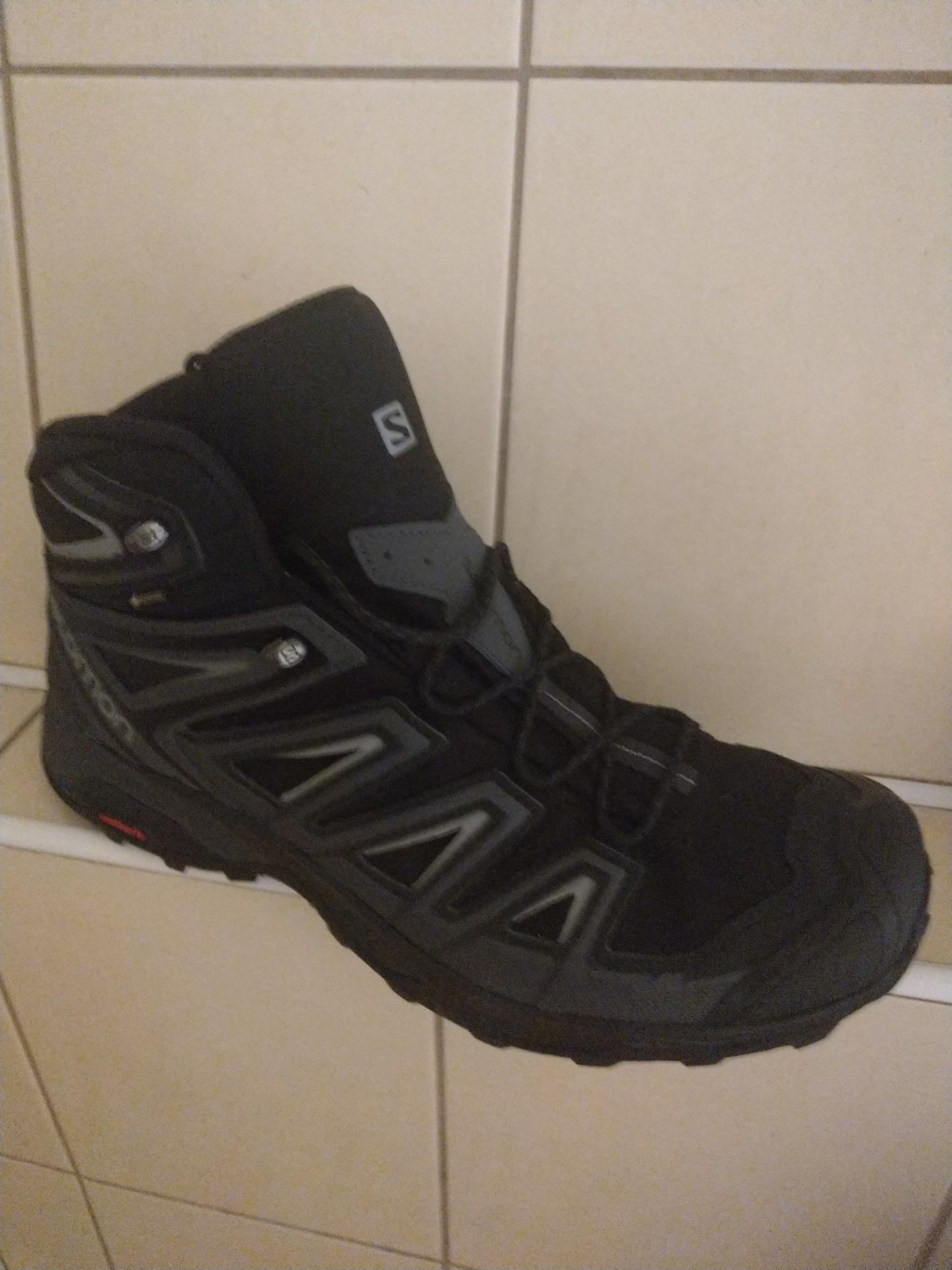 Salomon X ULTRA 3 MID GTX obuwie hikingowe męskie (czarny)