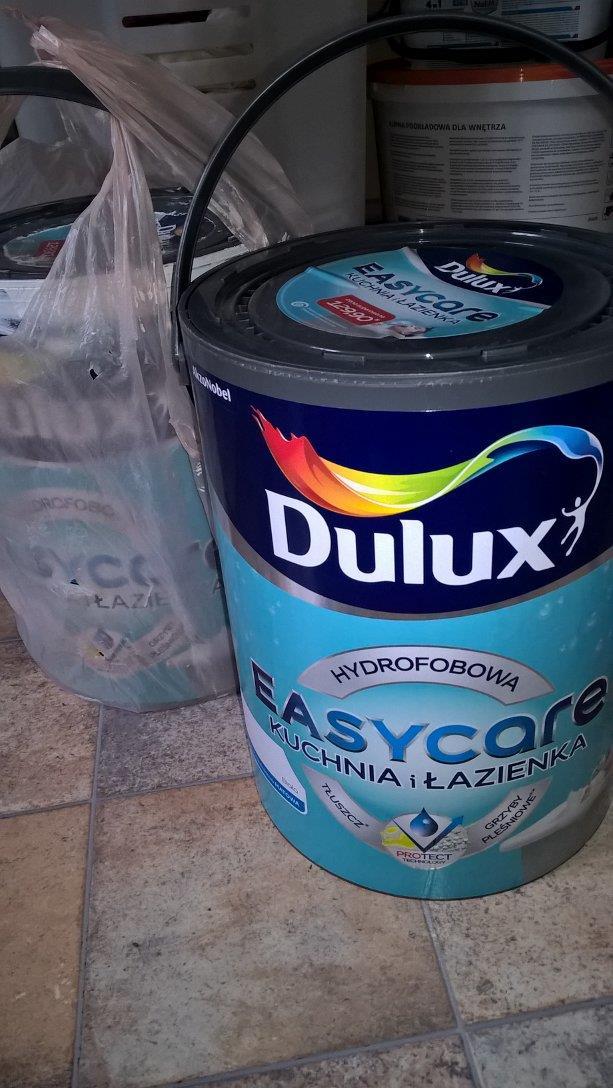 Dulux Easycare Kuchnia I łazienka 5l Biała