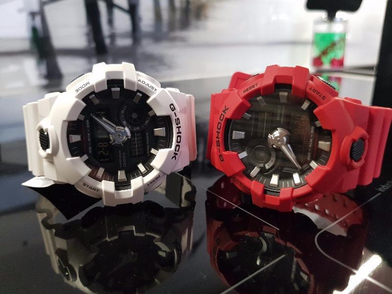zegarek męski casio g-shock ga-700 4a