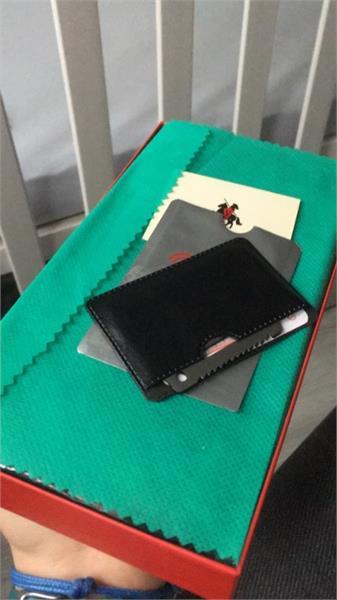 9d8a725f3e2cc Popularne opinie o Visconti Portfel Damski Skórzany RFID CHL-72 Czarny Multi