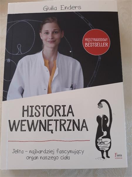 Historia wewntrzna - Giulia Enders - Ceny i opinie - Ceneopl