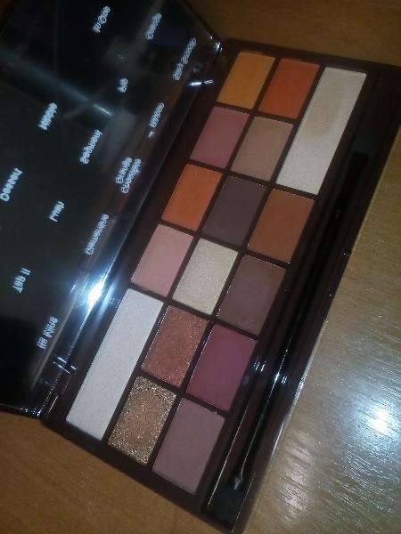 f7e4245e0756 Makeup Revolution I Heart Makeup Orange Chocolate Paleta cieni do ...