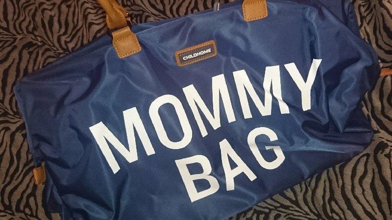 Childhome *********Torba Podróżna Mommy Bag Granat torby