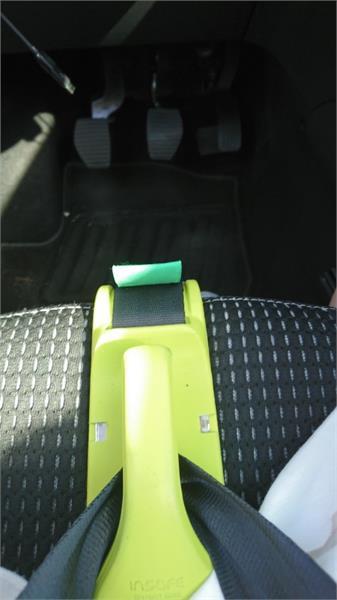 2ea6e570c064df Insafe Seatbelt Guide Adapter do pasów dla kobiet w ciąży (303063642 ...