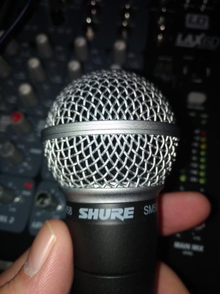 Mikrofon Shure SM 58-LCE - Ceny i opinie - Ceneo.pl c1538ef8a2
