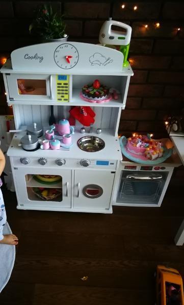 Wooden Toys Drewniana Kuchnia Dla Dzieci Sofia White C267 Ceny I