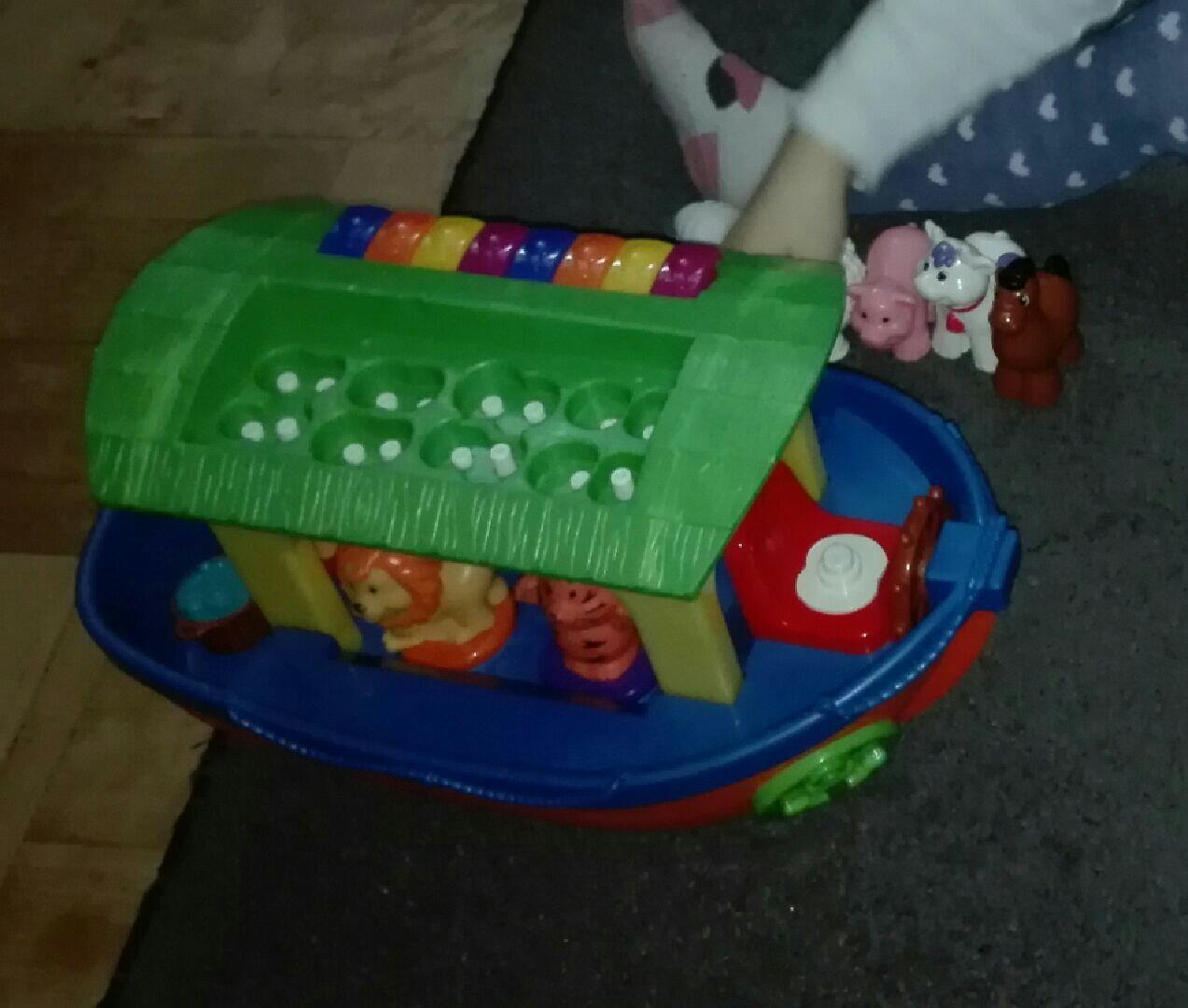 Dumel Discovery Zabawka Edukacyjna Arka Noego 31880 Ceny I