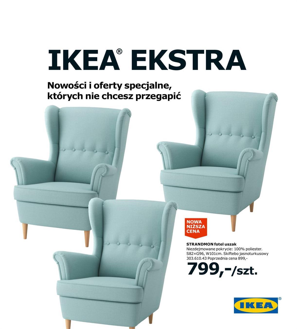 Gazetka Promocyjna Ikeacom Pl Ikea Extra Sierpień 2017