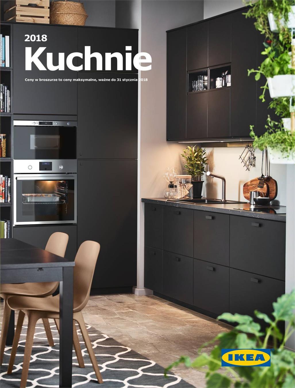 Gazetka Promocyjna Ikeacom Pl Katalog Kuchnie 2018