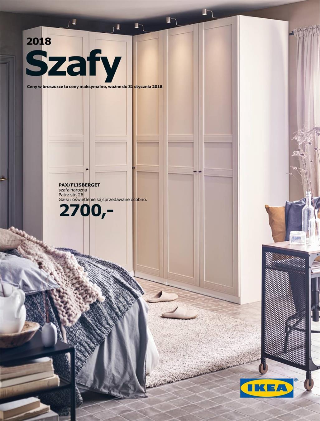 Gazetka Promocyjna Ikeacom Pl Katalog Szafy 2018