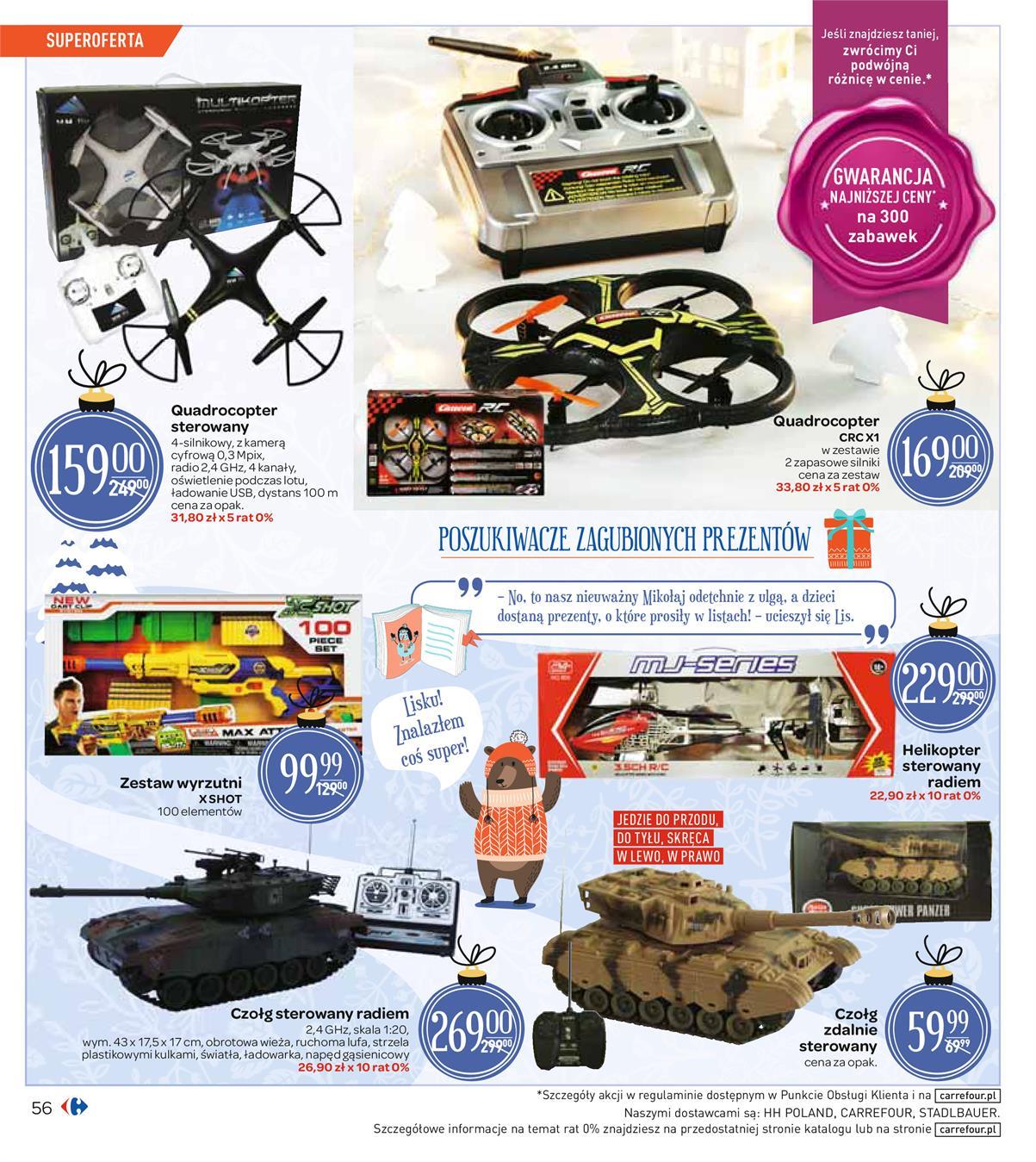 Gazetka Promocyjna Carrefour Pl Zabawki Jak Z Bajki Listopad