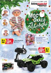 Gazetka nr SCA PR Polska Sp. z o.o. od  2017-11-30 do 2017-12-06