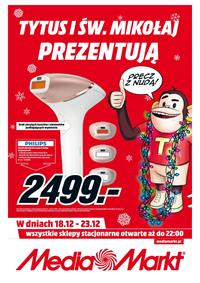 Gazetka nr MediaMarkt.pl od  2017-12-18 do 2017-12-24