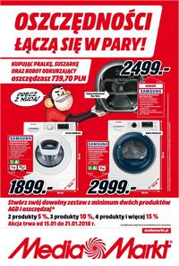 Gazetka nr MediaMarkt.pl od  2018-01-15 do 2018-01-21