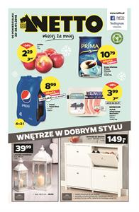 Gazetka nr Netto Sp. z o.o. od  2018-01-22 do 2018-01-28