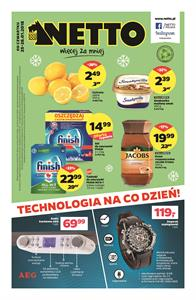 Gazetka nr Netto Sp. z o.o. od  2018-01-25 do 2018-01-28