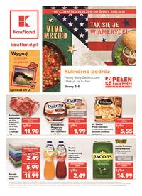 Gazetka nr Kaufland Polska Markety Sp. z o.o od  2018-01-25 do 2018-01-31