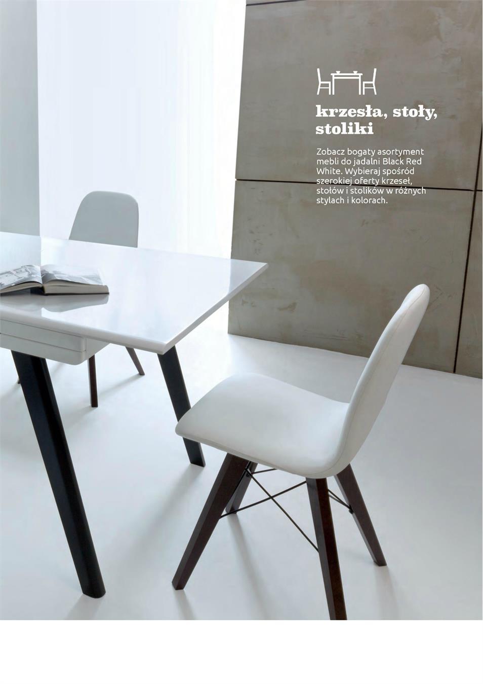 Gazetka Promocyjna Brwcompl Krzesła Stoły Stoliki