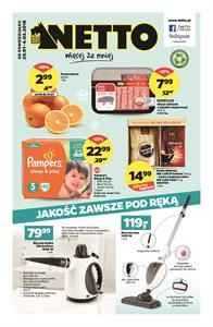 Gazetka nr Netto Sp. z o.o. od  2018-01-29 do 2018-02-04