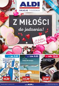 Gazetka nr ALDI SP Z O O  od  2018-02-05 do 2018-02-11