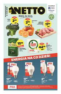 Gazetka nr Netto Sp. z o.o. od  2018-02-05 do 2018-02-11